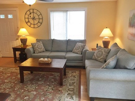 Provincetown Cape Cod vacation rental - Another view of the Living Room