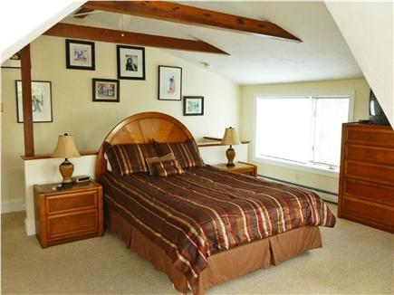 Provincetown Cape Cod vacation rental - Master Bedroom with Full Bathroom