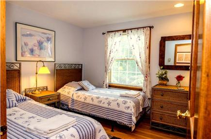 East Orleans Cape Cod vacation rental - Bedroom #3 with 2 twin beds.