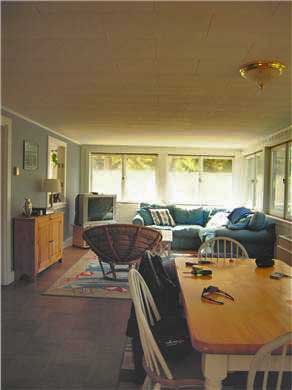 Cotuit Cotuit vacation rental - Dining Area and Family Room