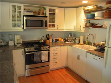 Cotuit Cotuit vacation rental - Newly renovated kitchen