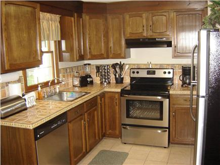 East Falmouth Cape Cod vacation rental - Fully -equipped kitchen w/dishwasher