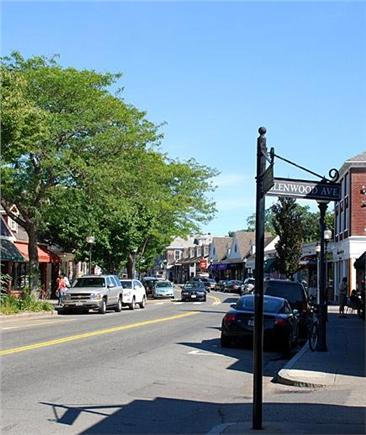 East Falmouth Cape Cod vacation rental - Downtown Falmouth: Restaurants, gifts & souvenirs, art, antiques