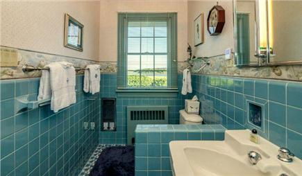 East Orleans Cape Cod vacation rental - Ocean View Master Suite #1 full bath with tub/shower.