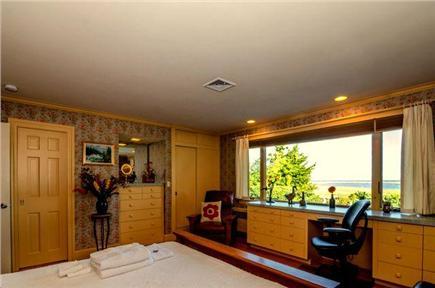 East Orleans Cape Cod vacation rental - Ocean view Bedroom #2.  Queen bed.