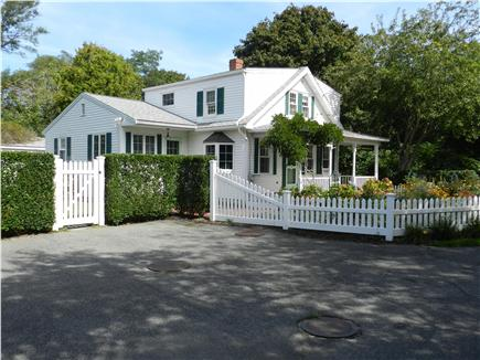 Chatham Cape Cod vacation rental - Driveway Parking / Side of House