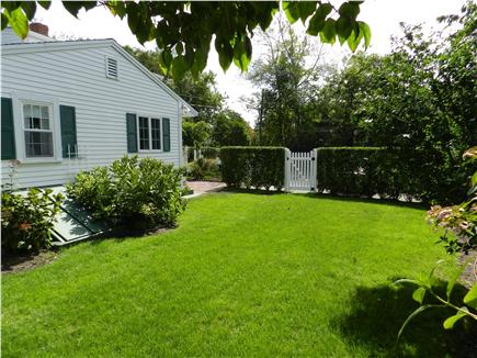 Chatham / Near Lighthouse Beac Cape Cod vacation rental - Side Yard