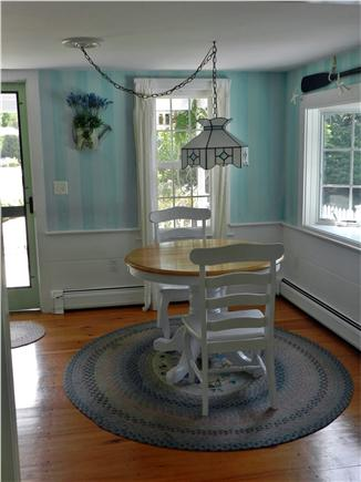 Chatham / Near Lighthouse Beac Cape Cod vacation rental - Dining Area (6 Chairs and Leaf Available)