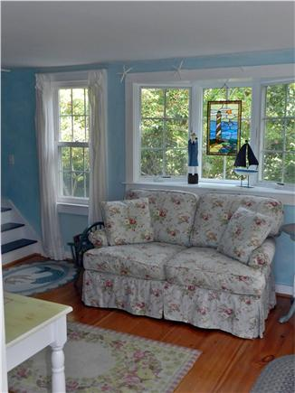 Chatham / Near Lighthouse Beac Cape Cod vacation rental - Living Area Sofa