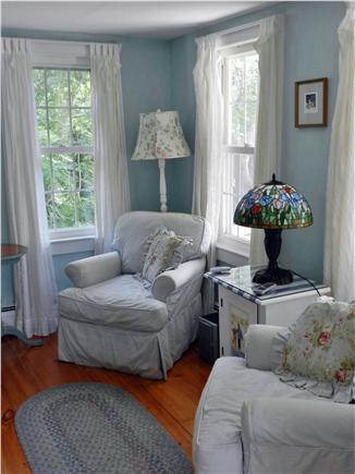 Chatham / Near Lighthouse Beac Cape Cod vacation rental - Living Area Chairs