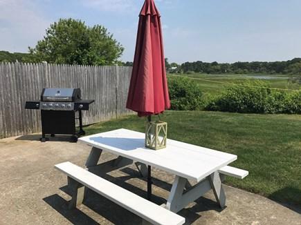 West Dennis Cape Cod vacation rental - Backyard