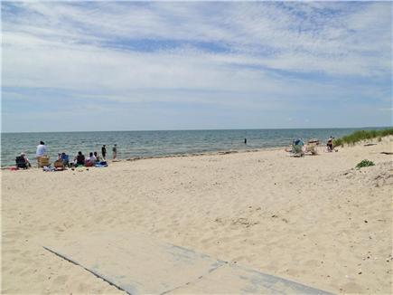 West Harwich Cape Cod vacation rental - Walk to Belmont Beach and enjoy the vast ocean