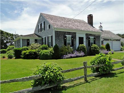 West Harwich Cape Cod vacation rental - ''Harwich by the Sea'' - a classic 1908 Cape