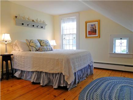West Harwich Cape Cod vacation rental - Full bedroom upstairs