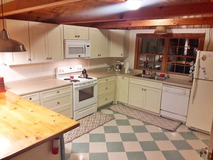 Orleans Cape Cod vacation rental - Gather 'round...big kitchen w/ electric appliances