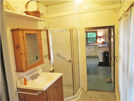 Orleans Cape Cod vacation rental - Master bath with shower booth