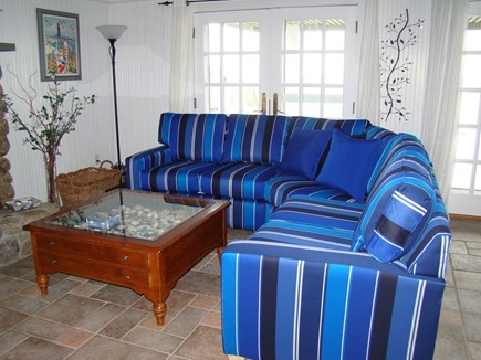 Sagamore Beach Sagamore Beach vacation rental - Cozy living room with fireplace, Tv with Xbox and Netflix
