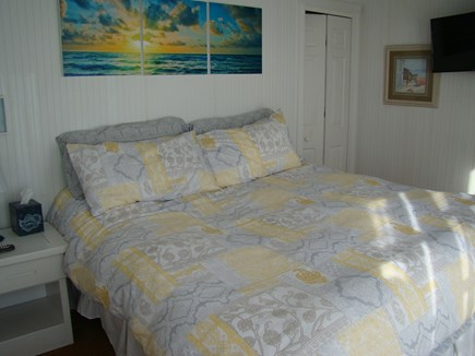 Sagamore Beach Sagamore Beach vacation rental - Second ocean front bedroom with balcony and cable tv.