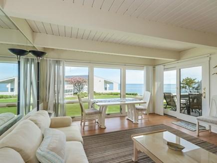 New Seabury New Seabury vacation rental - Living Room with beautiful views of the ocean!