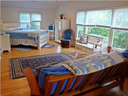 Dennis Cape Cod vacation rental - Cottage Room (large bedroom on 2nd floor)