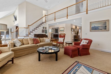 Chatham, downtown Cape Cod vacation rental - Winding staircase