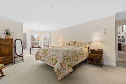 Chatham, downtown Cape Cod vacation rental - First floor ensuite Master with new king mattress