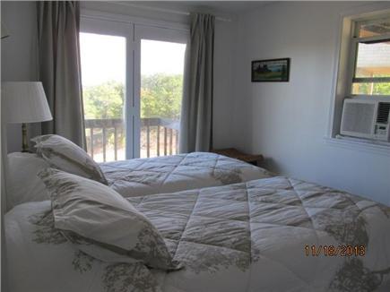 Wellfleet Cape Cod vacation rental - First floor bedroom -  two twins