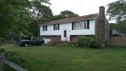 West Yarmouth Cape Cod vacation rental - Beautiful front and back level yards!