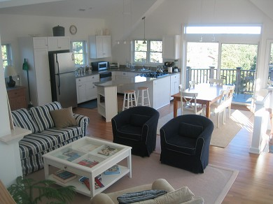 Wellfleet Cape Cod vacation rental - Great Room