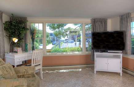 Dennis Port Cape Cod vacation rental - Living Room with View