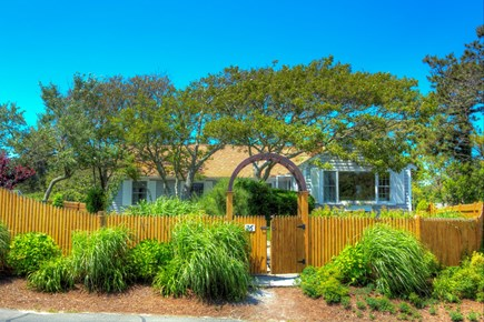 Dennis Port Cape Cod vacation rental - Entrance from Street