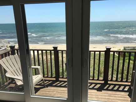 Dennis Port Cape Cod vacation rental - Master Bedroom Balcony View