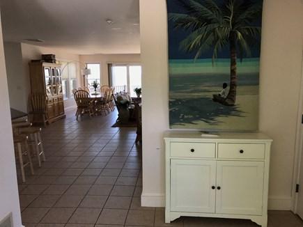 Dennis Port Cape Cod vacation rental - Foyer