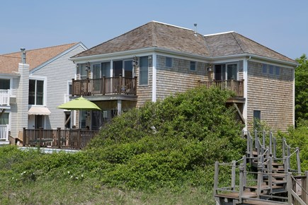 Dennis Port Cape Cod vacation rental - Ocean Side Exterior