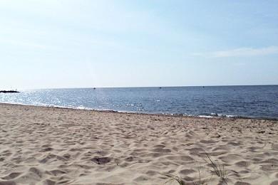 East Falmouth (Belmar) Cape Cod vacation rental - Association beach
