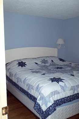 East Falmouth (Belmar) Cape Cod vacation rental - Master Bedroom