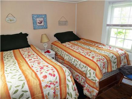 South Yarmouth Cape Cod vacation rental - Rear Bedroom