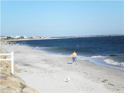 South Yarmouth Cape Cod vacation rental - Thatcher Town Park/Seaview Beach just 200 yards away!