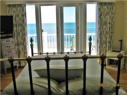 Yarmouth, Great Island Ocean Club, West  Cape Cod vacation rental - View from 2nd floor master bedroom