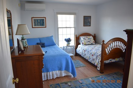 Yarmouth, Great Island Ocean Club, West  Cape Cod vacation rental - 1st floor bedroom with full size and twin bed