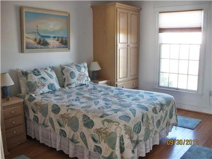 Yarmouth, Great Island Ocean Club, West  Cape Cod vacation rental - 1st floor bedroom with queen size bed