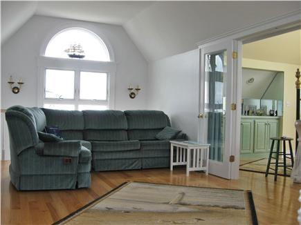 Yarmouth, Great Island Ocean Club, West  Cape Cod vacation rental - View of 2nd floor sitting area
