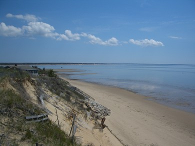 Wellfleet Cape Cod vacation rental - Beach