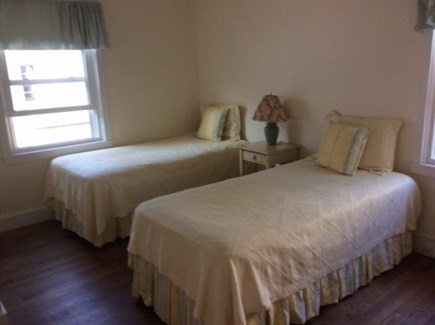 Falmouth Surf Drive Beach Cape Cod vacation rental - Bedroom #2 (with bathroom)