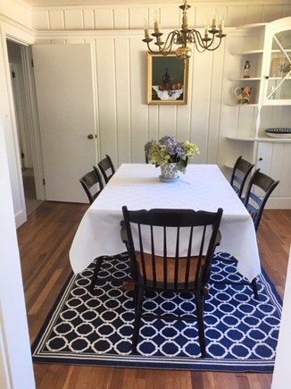 Falmouth Surf Drive Beach Cape Cod vacation rental - Dining room