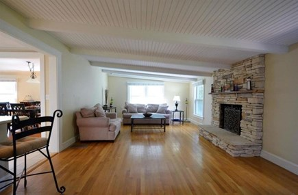 Osterville Osterville vacation rental - Family room (TV not pictured)