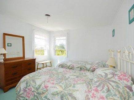 West Dennis Cape Cod vacation rental - Twin bedroom 3