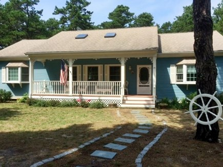 Wellfleet Cape Cod vacation rental - Front View
