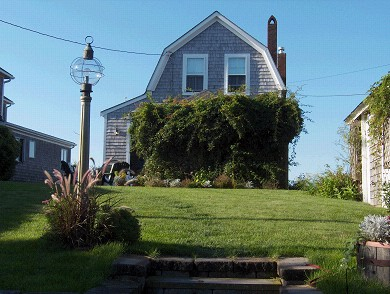West Yarmouth Cape Cod vacation rental - View of front of house
