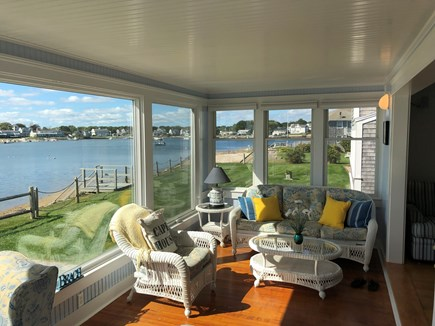 West Yarmouth Cape Cod vacation rental - Enclosed Porch